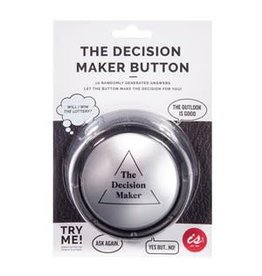 Button - The Decision Maker