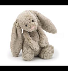 JellyCat Bashful Bunny Medium -Beige