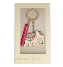 Keychain Elephant
