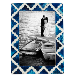 Photo Frame Cobalt