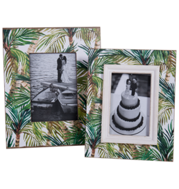Photo Frame Palms