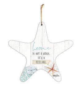 Metal Wall Hanging - Starfish
