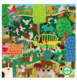 Jigsaw Puzzle- Dogs in the Park