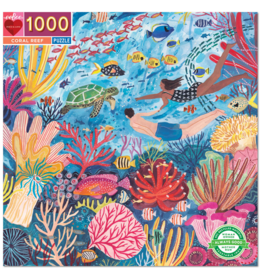 Jigsaw Puzzle- Coral Reef