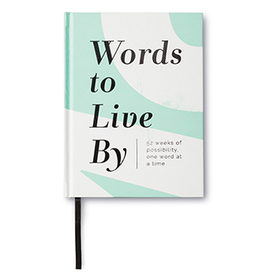 Journal - Words To Live By