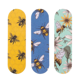 Nail File Set - Bee