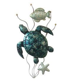 Metal Wall Art - Turtle