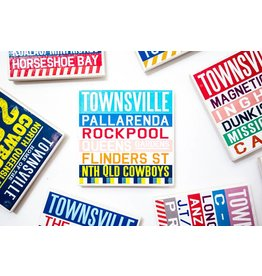 Coaster - Townsville (Townsville - Cowboys)