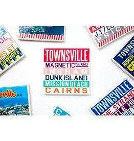 Coaster - Townsville (Townsville - Cairns)