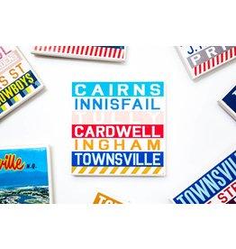Townsville Coaster - Cairns-Townsville