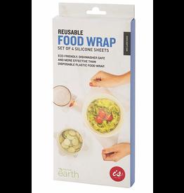 Reusable Food Wrap- Set of 4