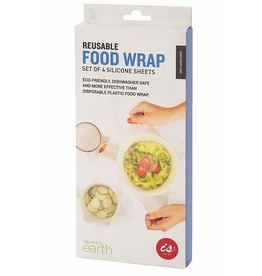 Reuseable Food Wrap- Set of 4