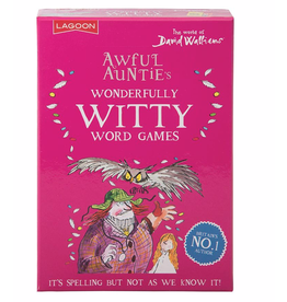 Awful Auntie's Witty Word Games