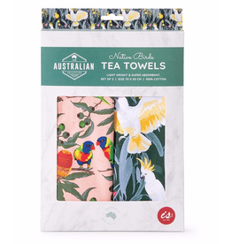 Tea towels - Australian Birds