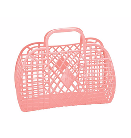 Sun Jellies Retro Basket Peach