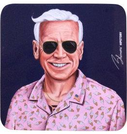 Coaster of Hipster Biden