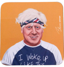 Coaster of Hipster Boris