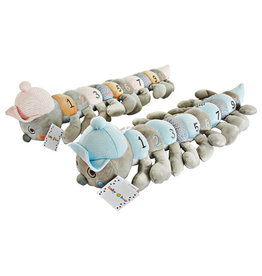 Toy Caterpillar - Counting L675 (Medium)