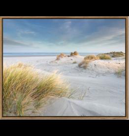 Framed Canvas -  Sand Dunes