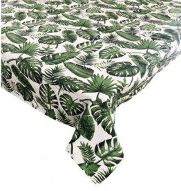 Tablecloth - Palm Botanical