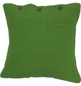 Cushion Cover - Leaf Green