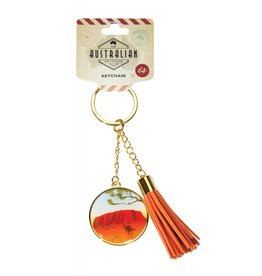 Keychain Outback