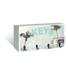 Key Hook with Combi Design
