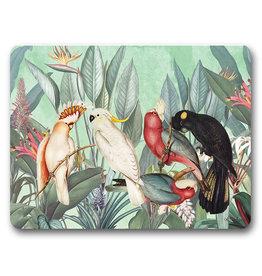 Placemats Set/6 - Parrots