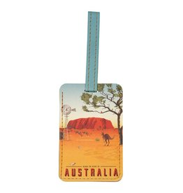 Luggage Tag - Outback