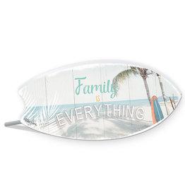 Sentiment Plaque Wanderlust Family