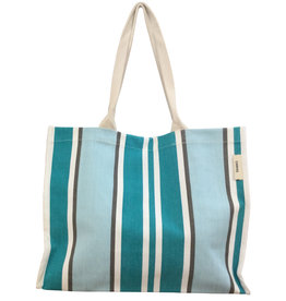 Everyday Tote Bag Panama Teal