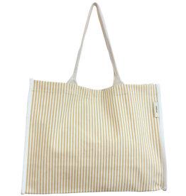 Everyday Tote Bag Sunset Stripe