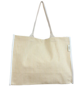 Everyday Tote Bag Sunshine Stripe