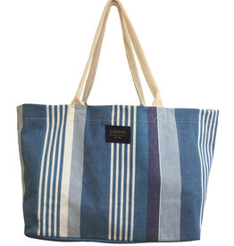 Extra Large Tote Bag Mediterranean