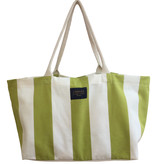 Extra Large Tote Bag Alex Green