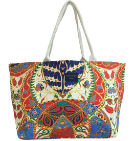 Extra Large Tote Bag Ankara