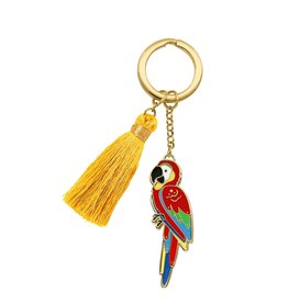 Keychain Parrot