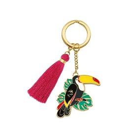 Keychain Toucan