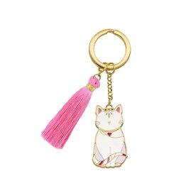 Keychain Cat