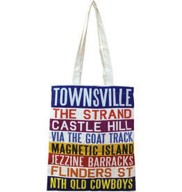Reusable Townsville Tote Bag