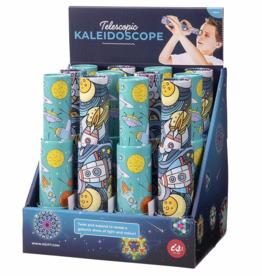 Telescopic Kaleidoscopes