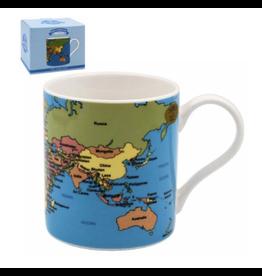 Mug - World Map