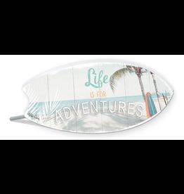 Sentiment Plaque  Wanderlust Adventures
