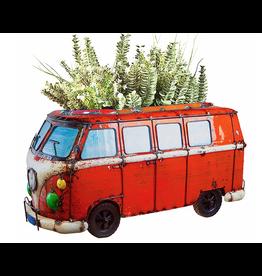 Kombi Planter- Red