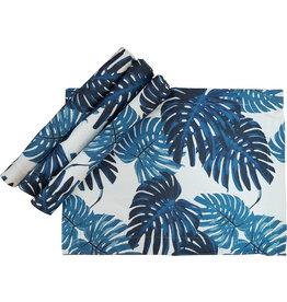 Placemats Set/4 – Blue Tropics