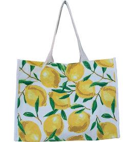 Everyday Tote Bag Lemons