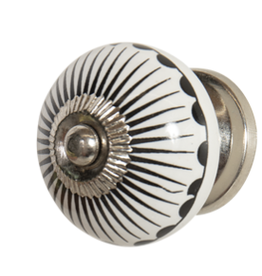 Doorknob - Mono Ceramic