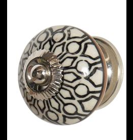 Doorknob - Turin Ceramic