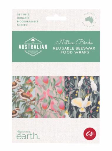 Beeswax Food Covers