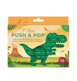 Push & Pop T-Rex - Pop Its